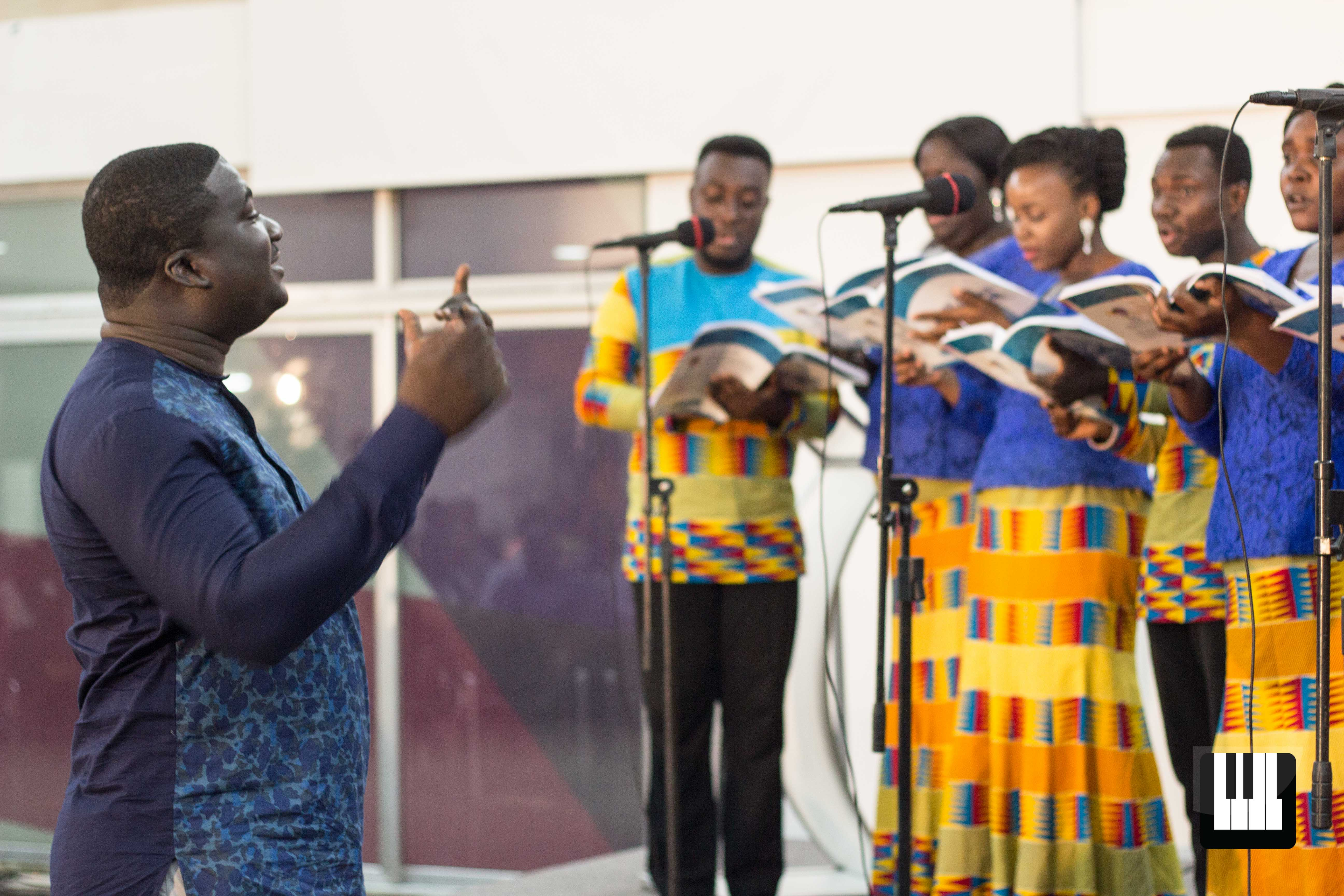 Joseph & His Brethren Premiers in Africa We look forward to one of the biggest musical events this year, as Harmonious Chorale premiers Handel's Joseph and his Brethren in Accra.