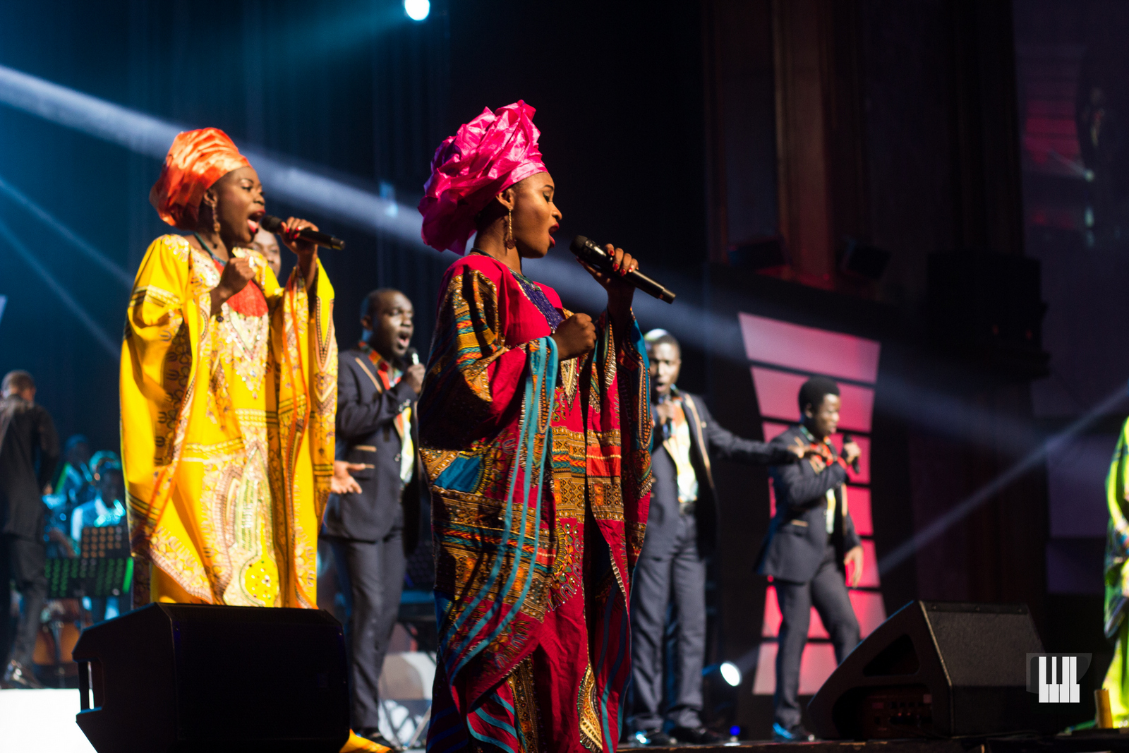 Accra Goes to the Opera Jesse Johnson experiences the best Ghanaian opera has to offer.