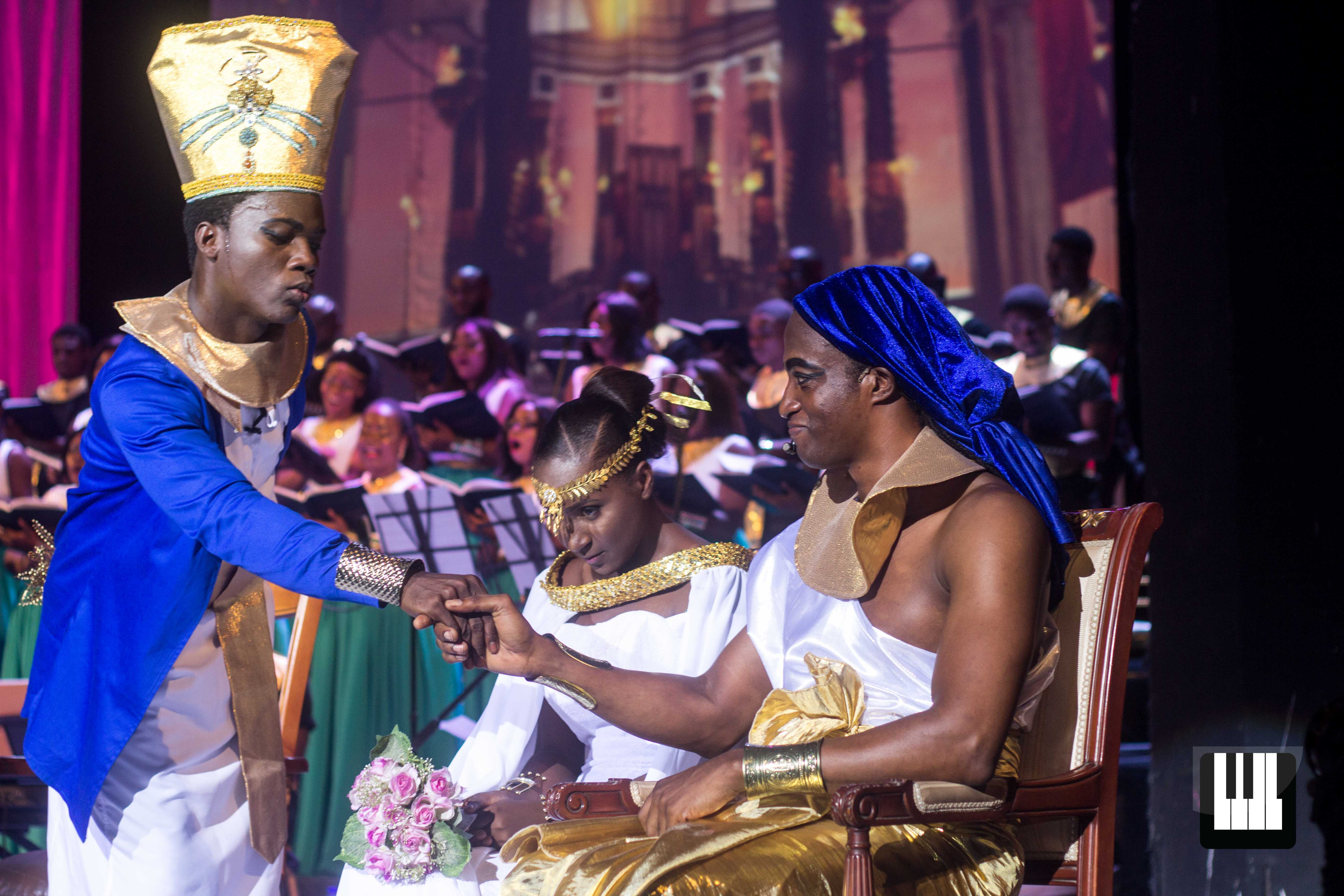 Joseph and His Brethren James Varrick Armaah led Harmonious Chorale in a historic performance of Handel's Joseph and his Brethren in Accra. Choral Music Ghana takes a look at the performance and what it means for Ghanaian music.
