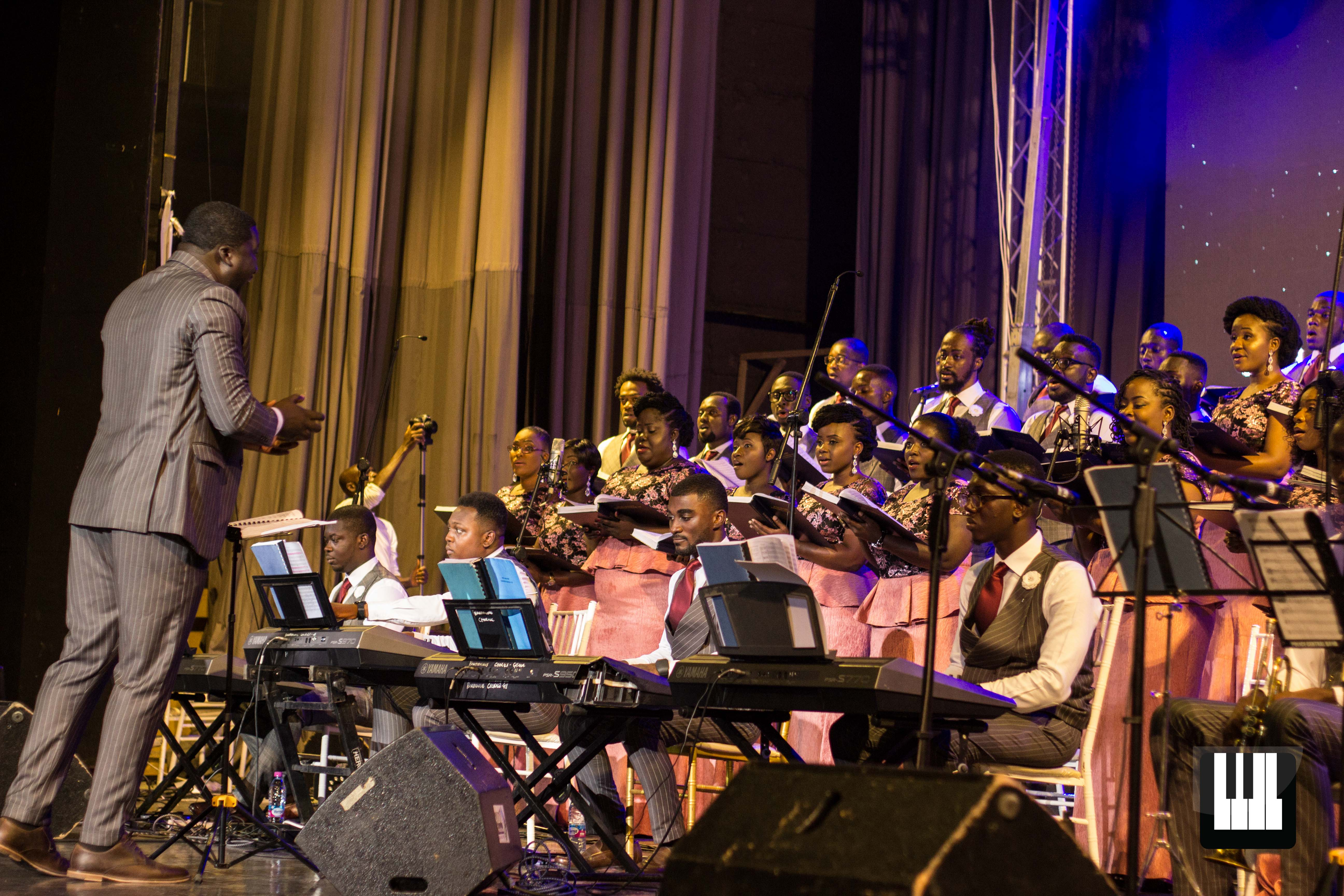 The Fantastic Four of Harmonious Chorale Kwaku Boakye-Frempong spoke to Augustine Sobeng, principal organist at Harmonious Chorale, to delve into the art of orchestra-emulation with electronic keyboards.