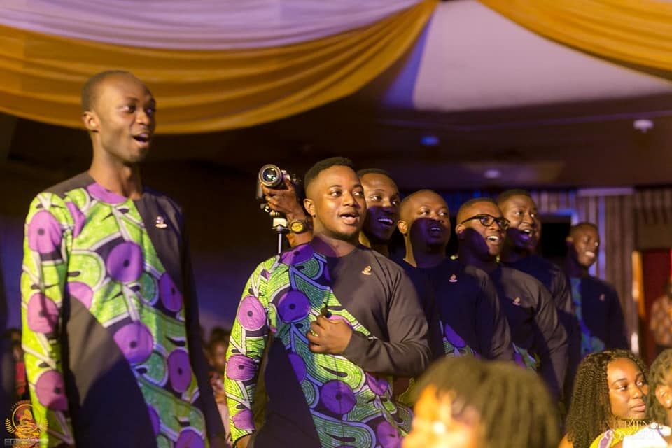 The Gramophone Experience After a long hiatus, Choral Music Ghana catches up with Gramophone Chorus for their largest concert yet; the Gramophone Experience.