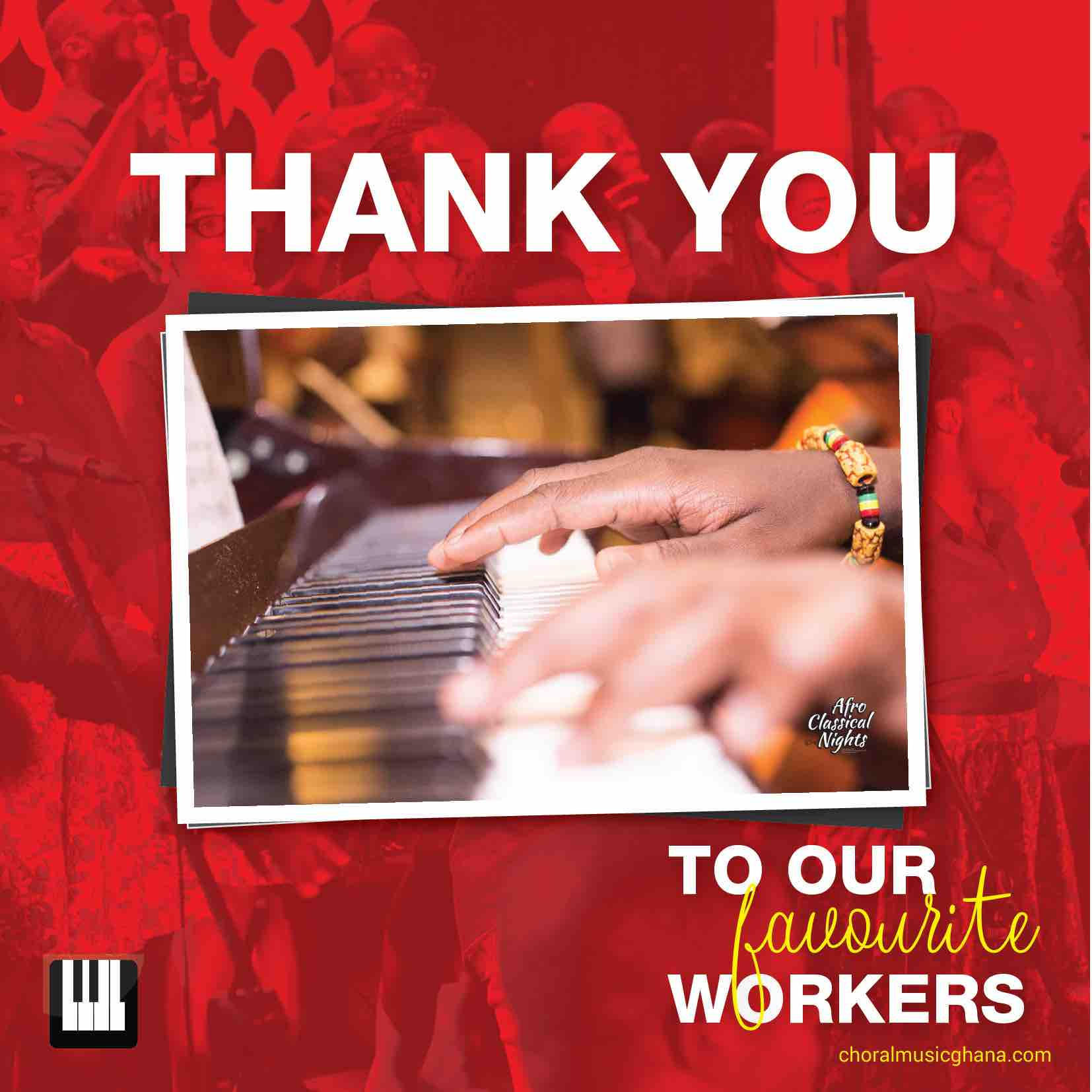 Our May Day Playlist We put together a list of our favourite compositions which celebrate work life and ethic, as our way of highlighting Ghanaian music's contribution to the global celebration of Workers' Day.