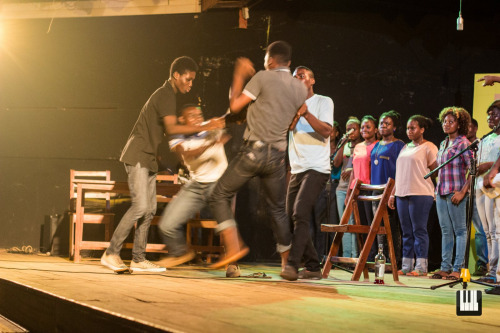 Sing for Ghana Jesse takes a look at the inspiring trend of concerts in this important year in Ghanaian politics