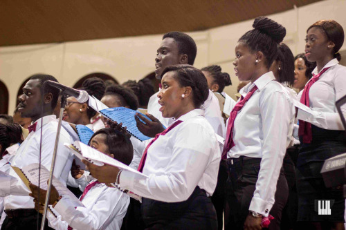 Singing with Meaning Jesse from Choral Music Ghana attended his first Singing with Meaning organised by the IMCS Pax Romana Choir, University of Ghana, Legon. He tells us what the experience was like, and what he wishes could be done the next time
